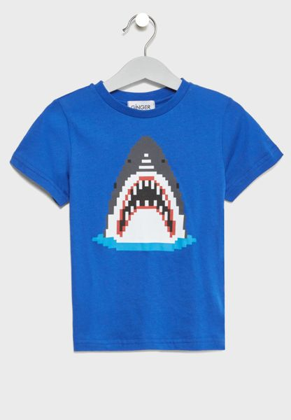 Little Shark T-Shirt