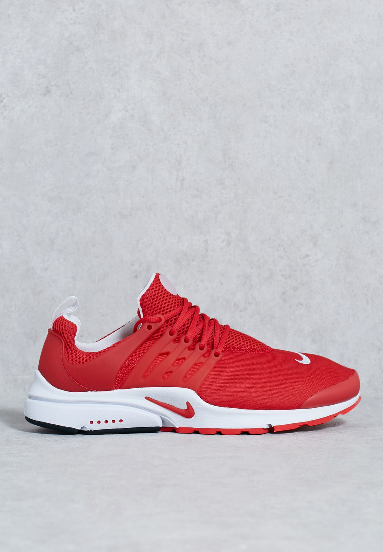 03b85634fd34 Shop Nike red Air Presto Essential 848187-601 for Men in Kuwait -  NI727SH16BOD