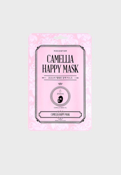 Camellia Mappy Mask