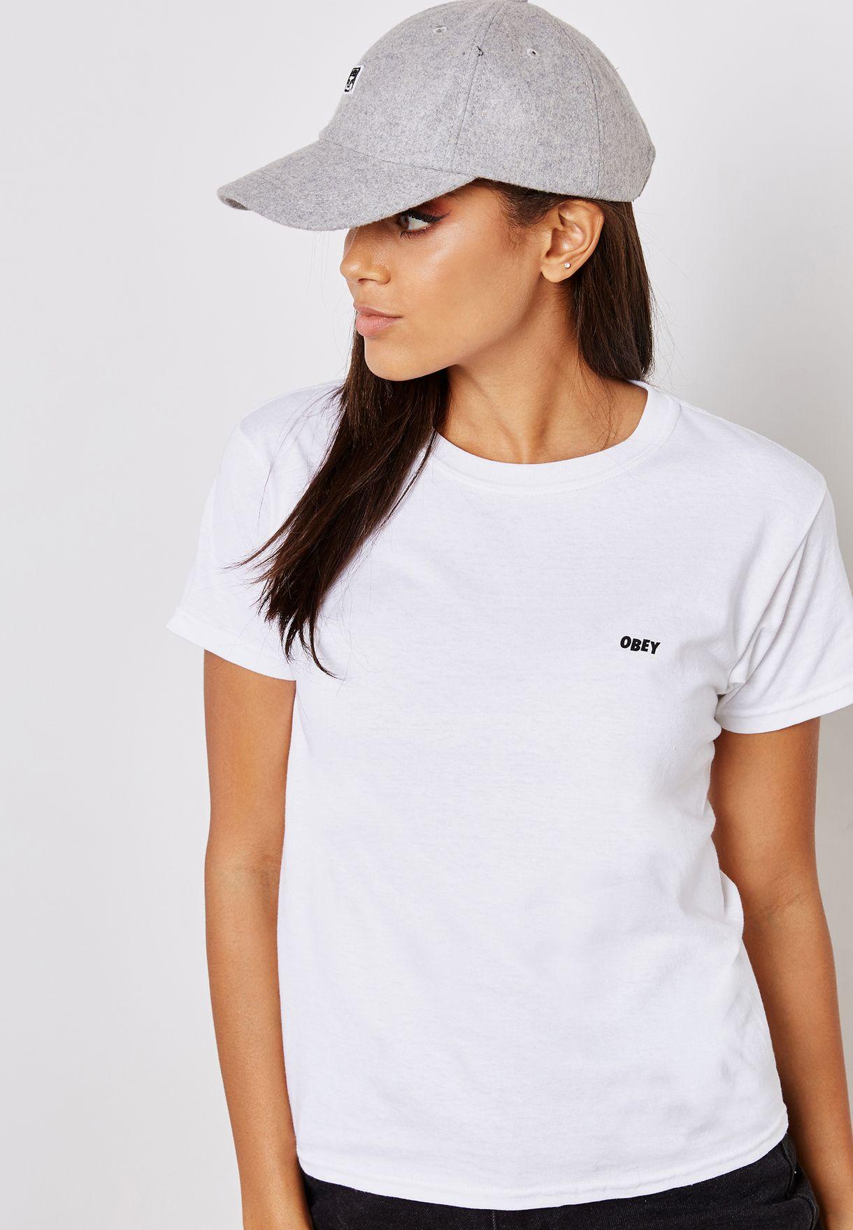 Logo Back T-Shirt