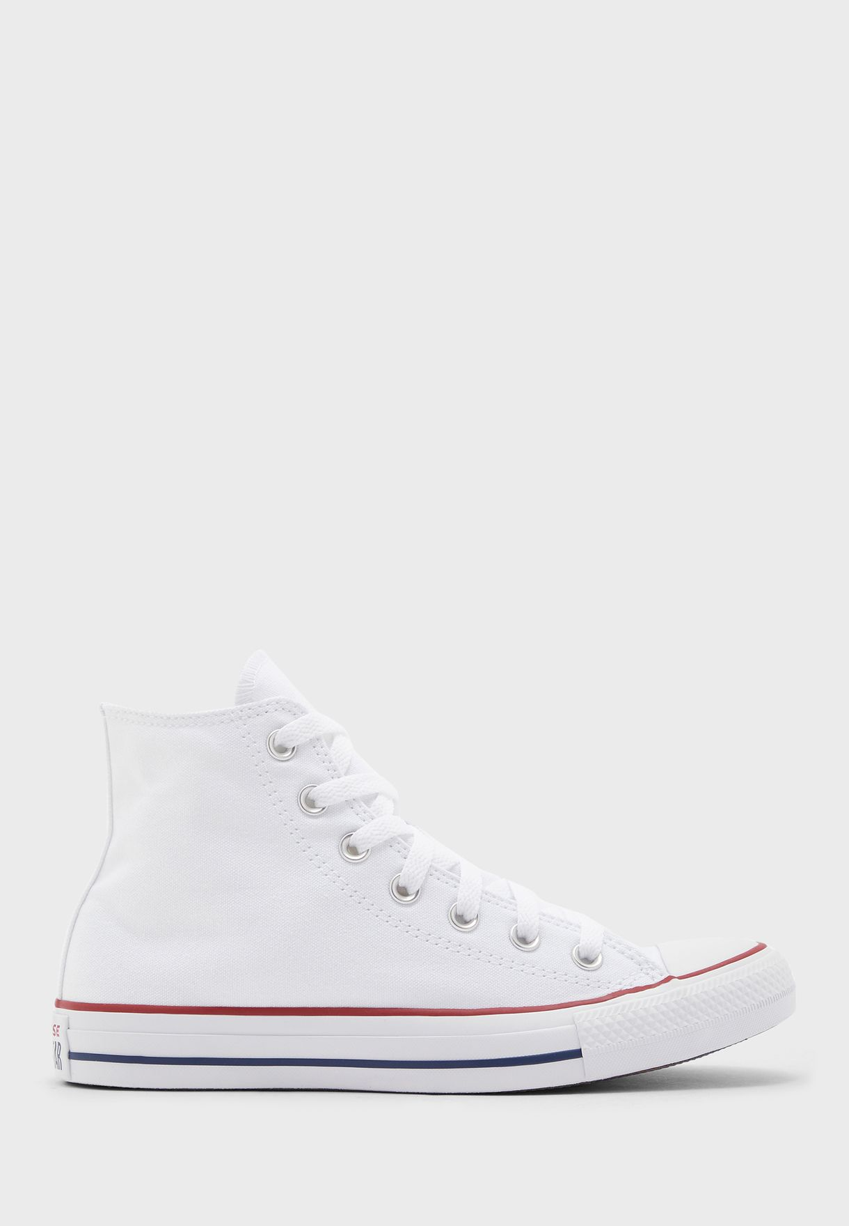 a1b134ddf1be Shop Converse white Chuck Taylor All Star M7650-102 for Women in ...