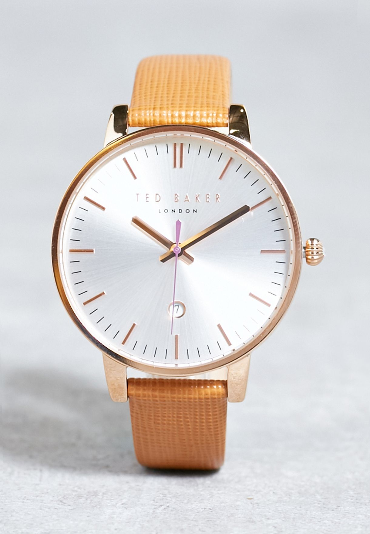 eeff3720ab21 Shop Ted baker browns Kate Watch 10030738 for Women in UAE ...