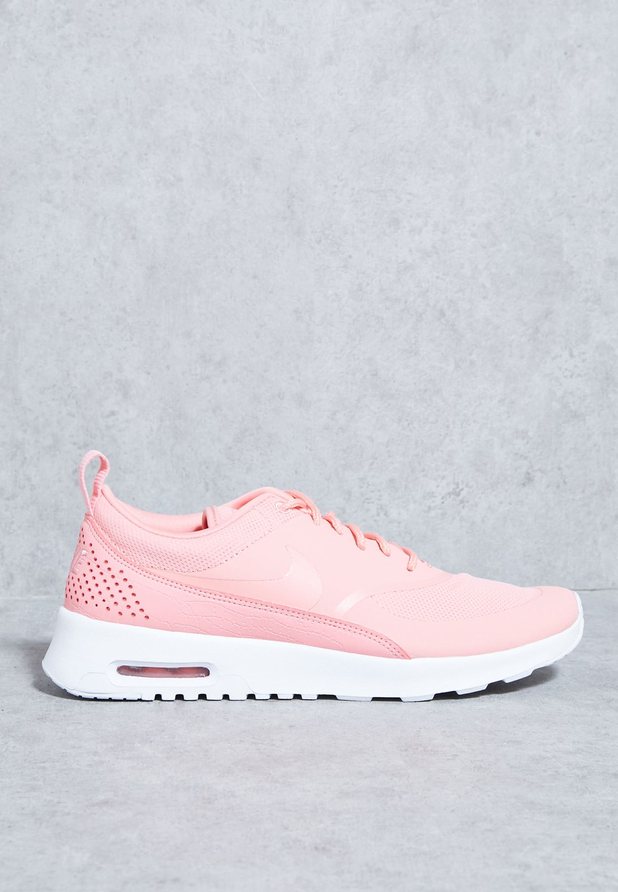 on sale 665b1 7b40f Shop Nike pink Air Max Thea 599409-803 for Women in UAE - NI