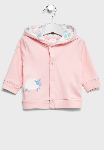 Infant Hooded Jacket