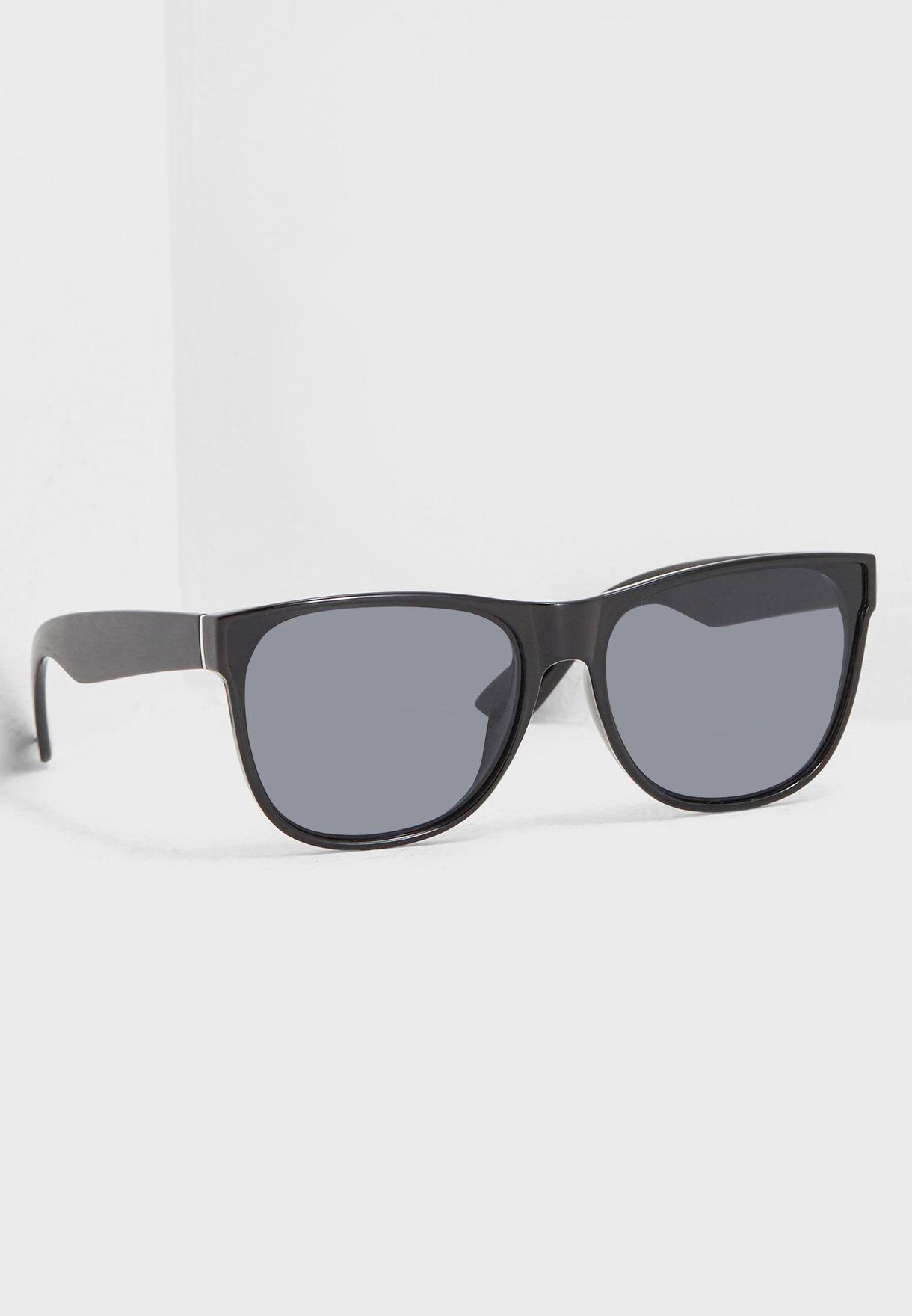 24280e5e450 Shop Aldo black Brantson Square Sunglasses BRANTSON97 for Men in UAE -  AL729AC16GSL