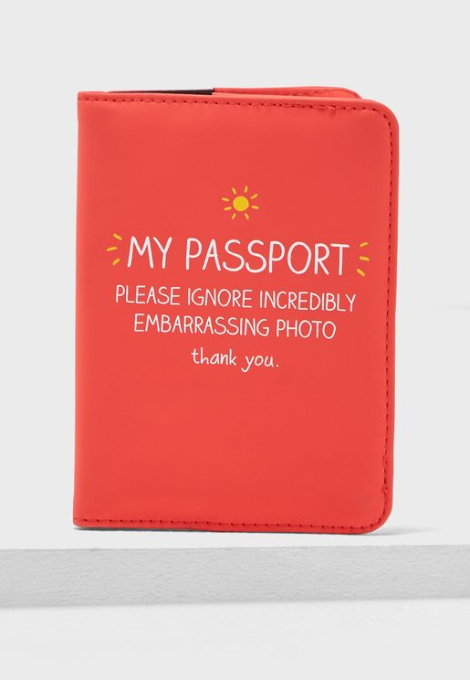 My Passport Holder