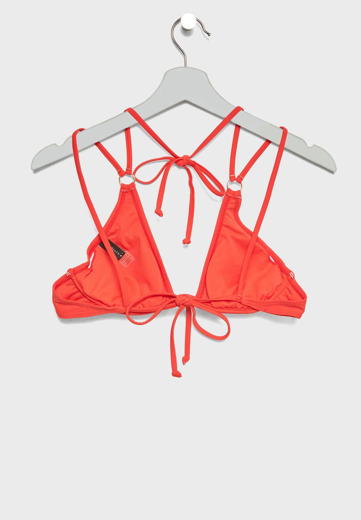 Ring Detail Bikini