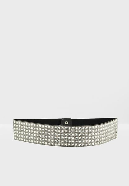 Diamante Waist Belt
