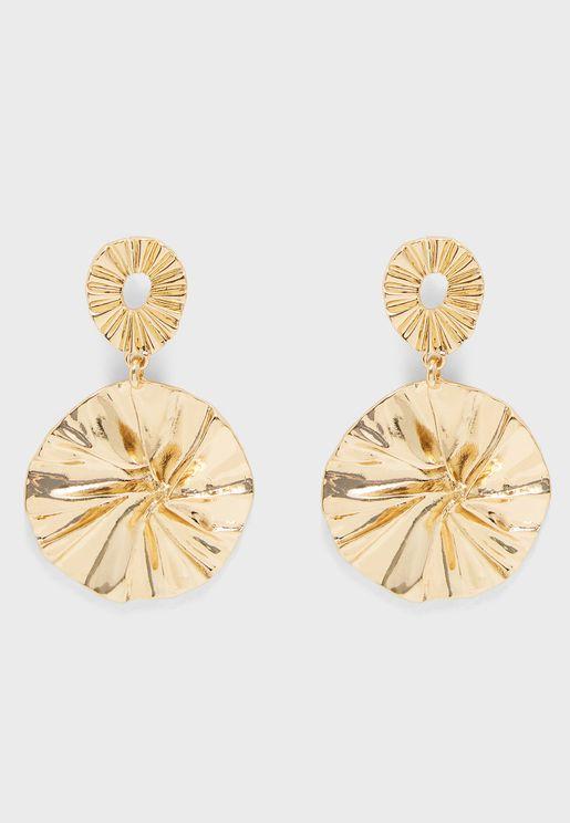 Framboise Drop Earrings