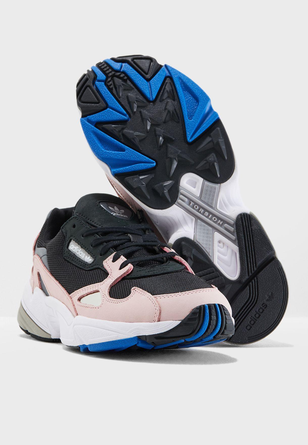 separation shoes 6345c d2108 Shop adidas Originals multicolor Falcon B28126 for Women in