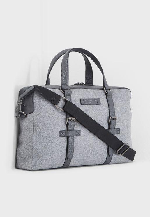 Wool Document Bag