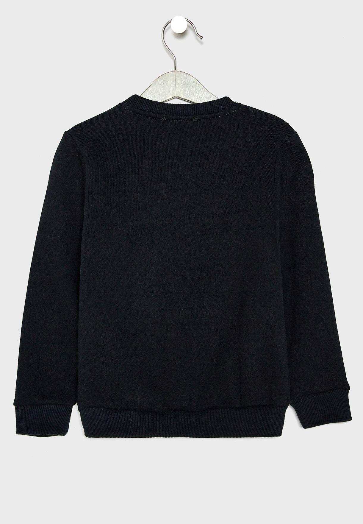Kids Cities Sweatshirt
