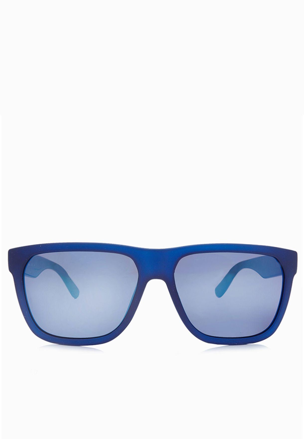5efe187e1 تسوق نظارة شسية واي فيرر ماركة لاكوست لون أزرق L732S-424 في السعودية ...
