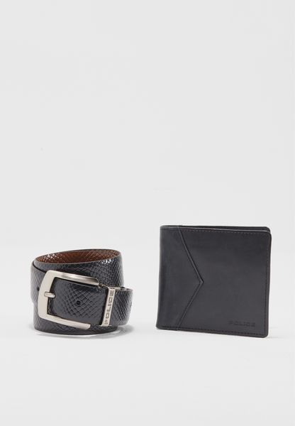 Wallet + Belt Set