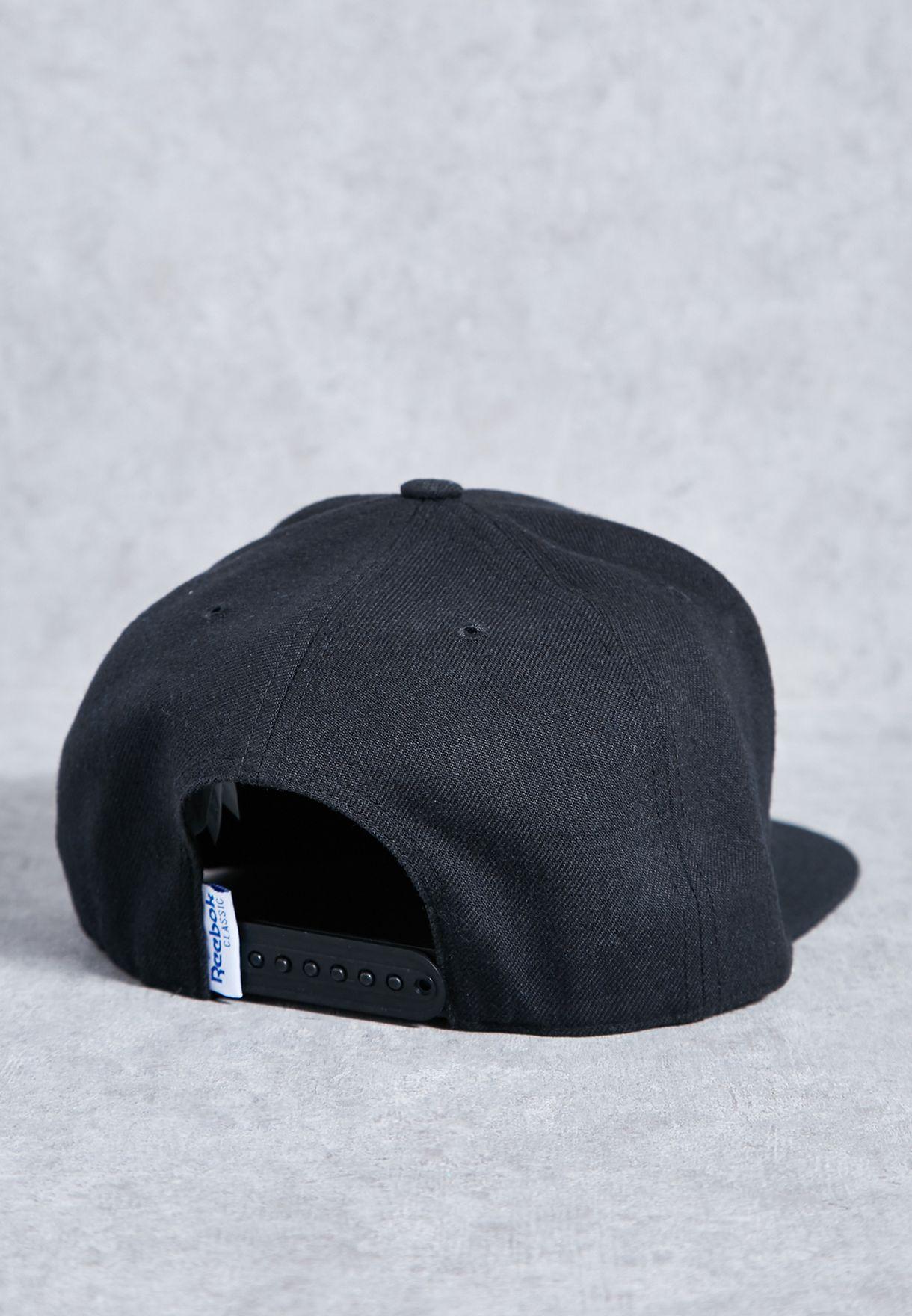 e1b75395ae2c7 Shop Reebok black Camo Cap BJ9146 for Men in UAE - RE019AC06XYJ