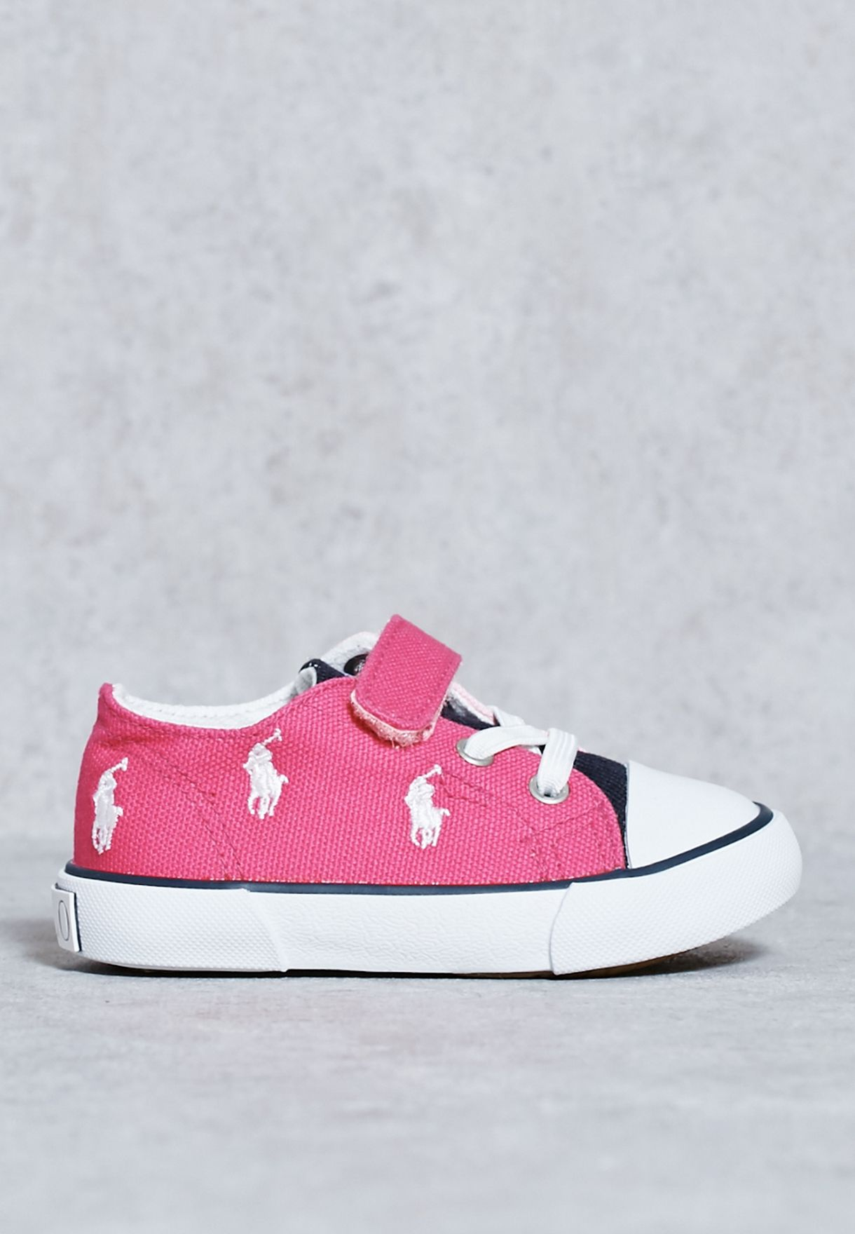 00a54848f9e9d Shop Polo Ralph Lauren pink Kody for Kids in Qatar - PO013SH06FON