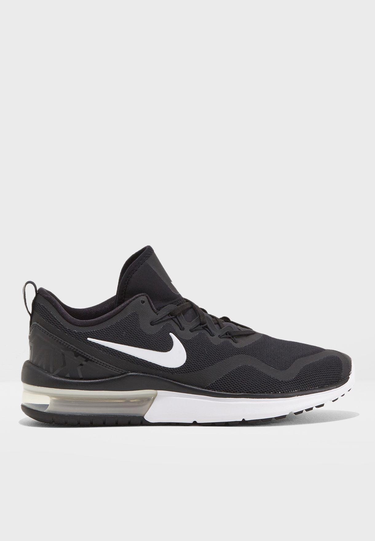 premium selection 73d20 f40bf Shop Nike black Air Max Fury AA5739-001 for Men in Qatar - N