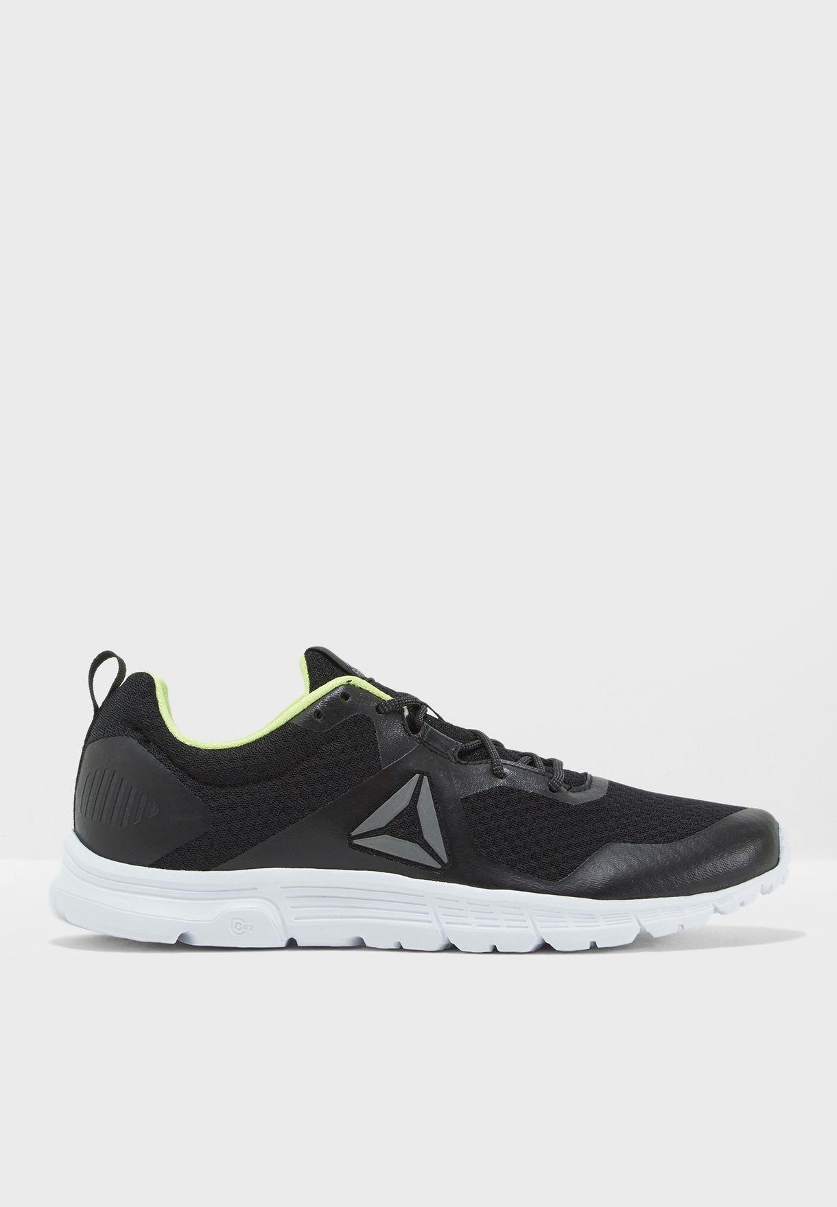 5037bd89a19ee0 Shop Reebok black Run Supreme 4.0 CN1804 for Men in Bahrain - RE019SH06JAN