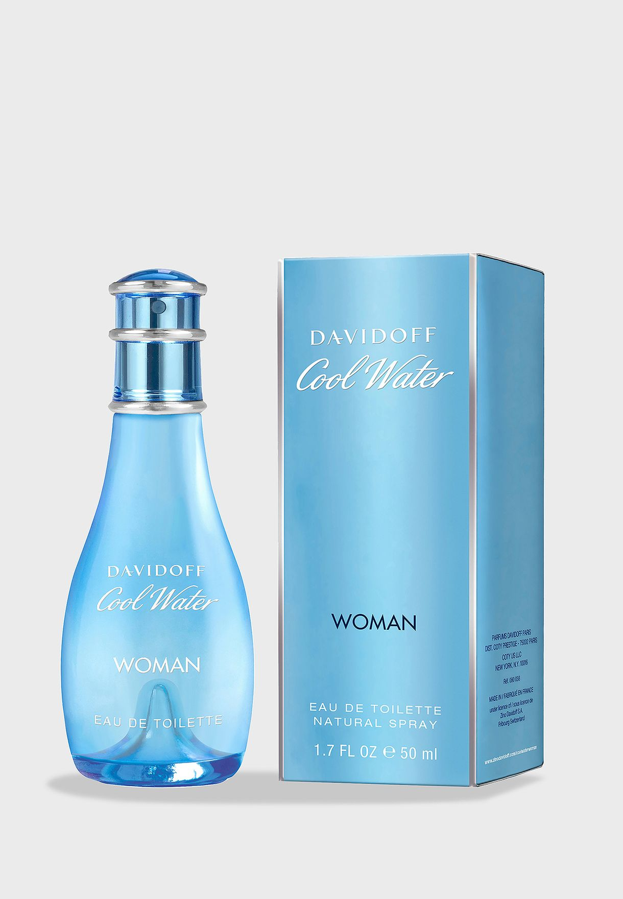 Cool Water For Woman - 50Ml Edt