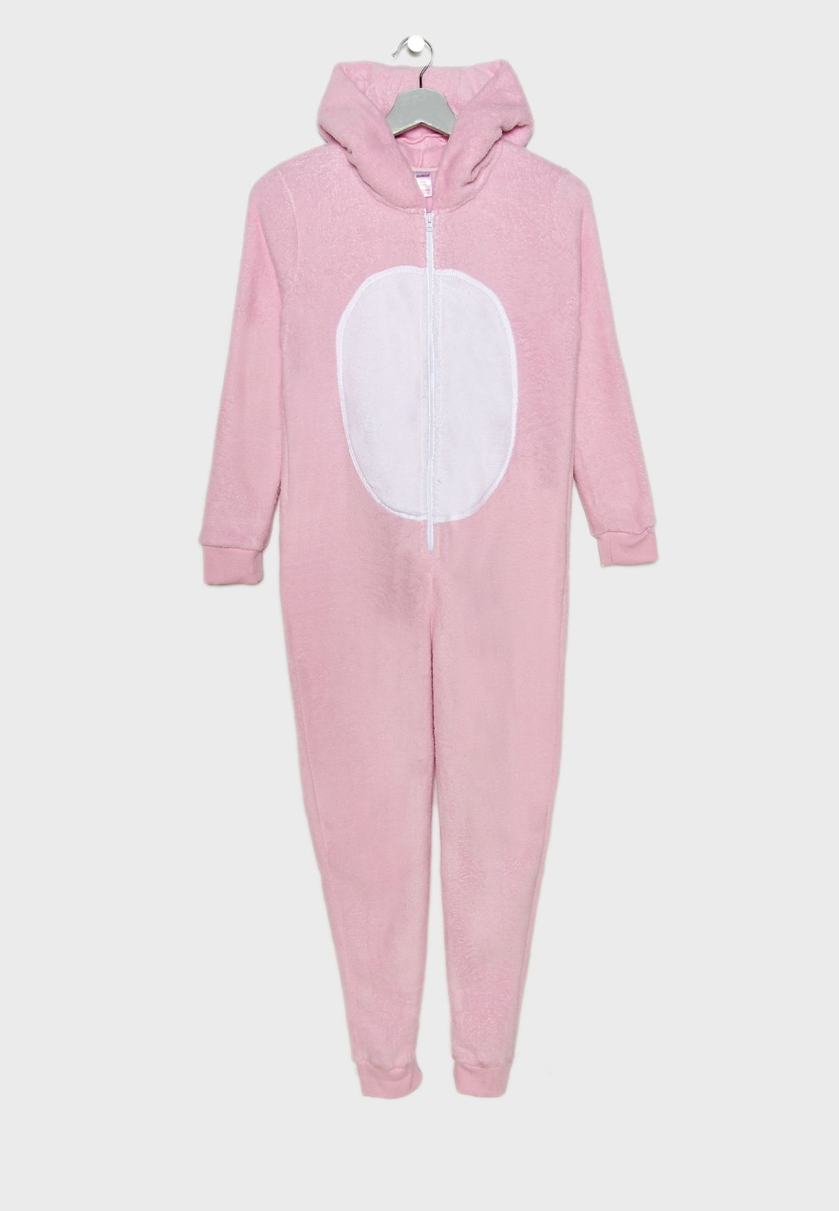 6218aea30993 Shop Outdoor pink Kids Bunny Onesie GJSH-33 for Kids in UAE ...