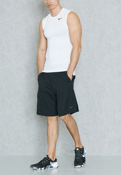nike shorts cotton