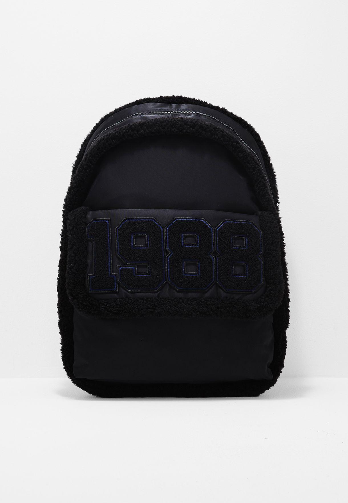 351fcf90c5 Shop PUMA x Fenty black Sherpa Backpack 7533501 for Women in UAE ...