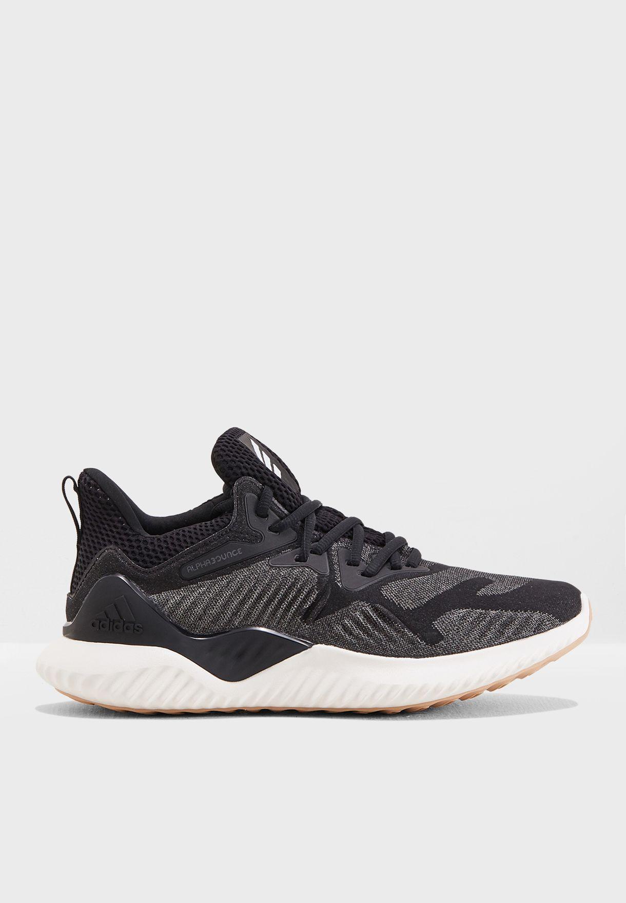 3f6988e93 تسوق حذاء الفا باونس بيوند ماركة اديداس لون أسود CG5581 في السعودية ...
