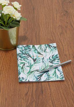Girlboss Paradise Palms A5 Notebook