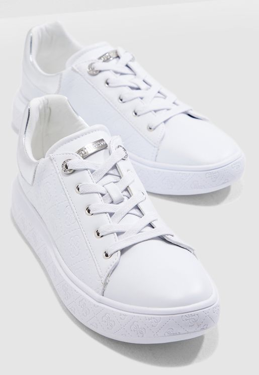 Bucky Nappa Low Top Sneaker