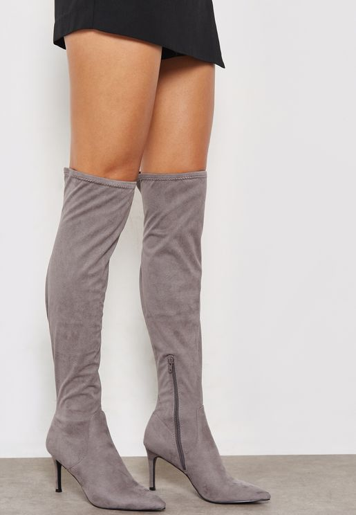 Lacie Heel Boot