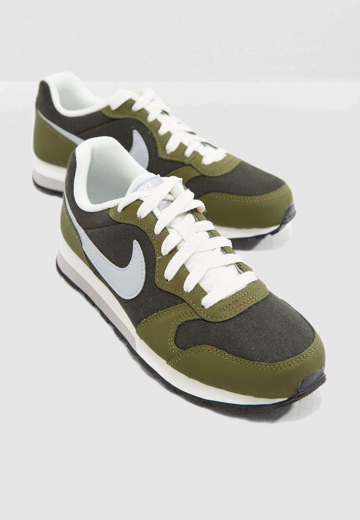 incomparable gran surtido elige el más nuevo Buy Nike green Youth MD Runner 2 for Kids in Riyadh, Jeddah | 807316-301