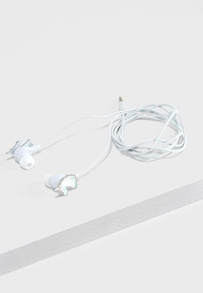 Irredescent Unicorn Earphones