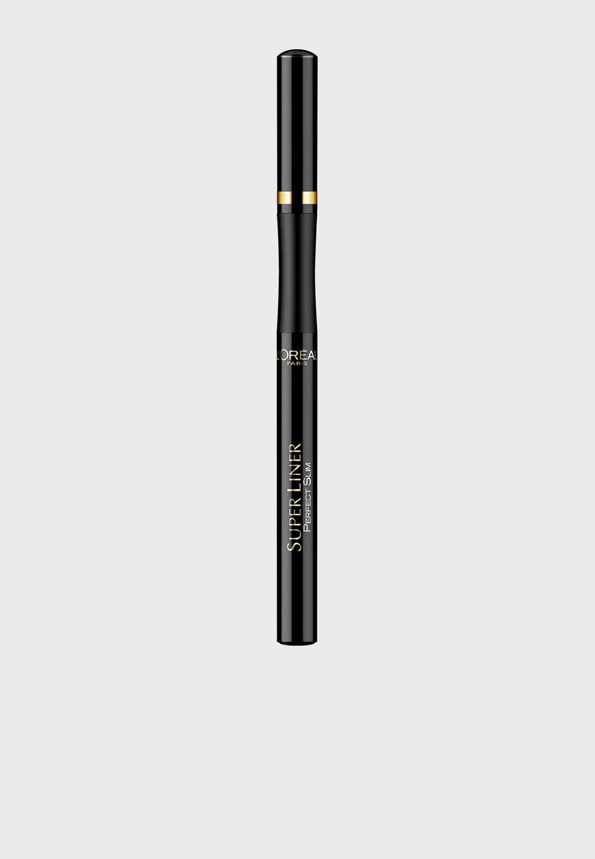 Superliner Perfect Slim Eyeliner Intense Black