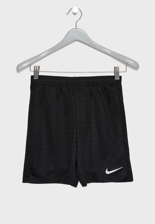 Youth Academy Jacquard Shorts