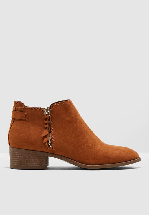 Major Ankle Boot