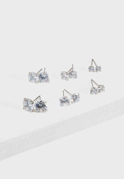 Multipack Aferalia Earrings