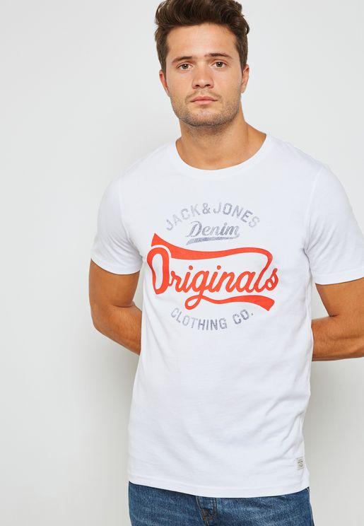 Fara Printed T-Shirt