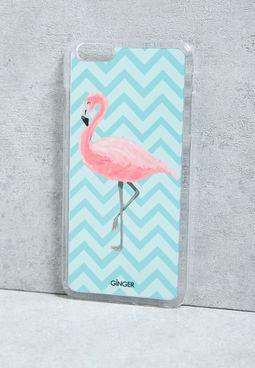 iPhone 7 Plus Flamingo Cover