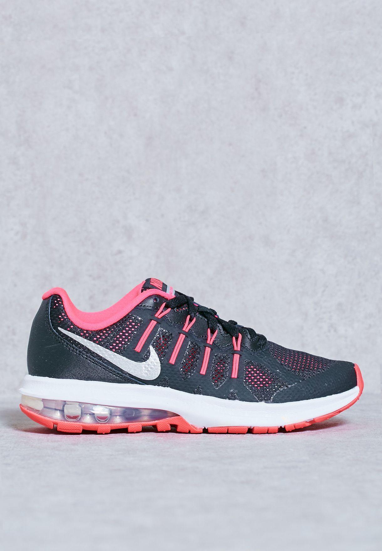 9c245202de Shop Nike black Air Max Dynasty Youth 820270-003 for Kids in UAE ...