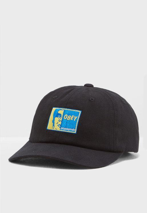 Slapper Panelled Cap