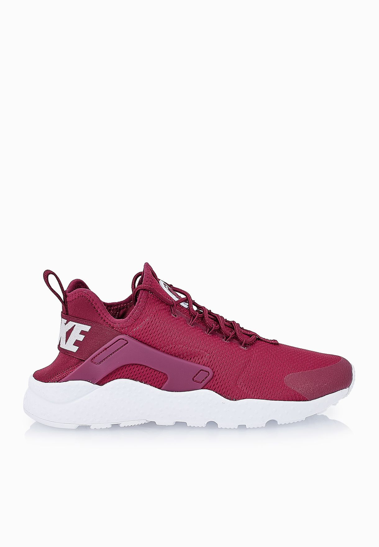 2fc3185dc5 Shop Nike burgundy Air Huarache Run Ultra 819151-601 for Women in ...