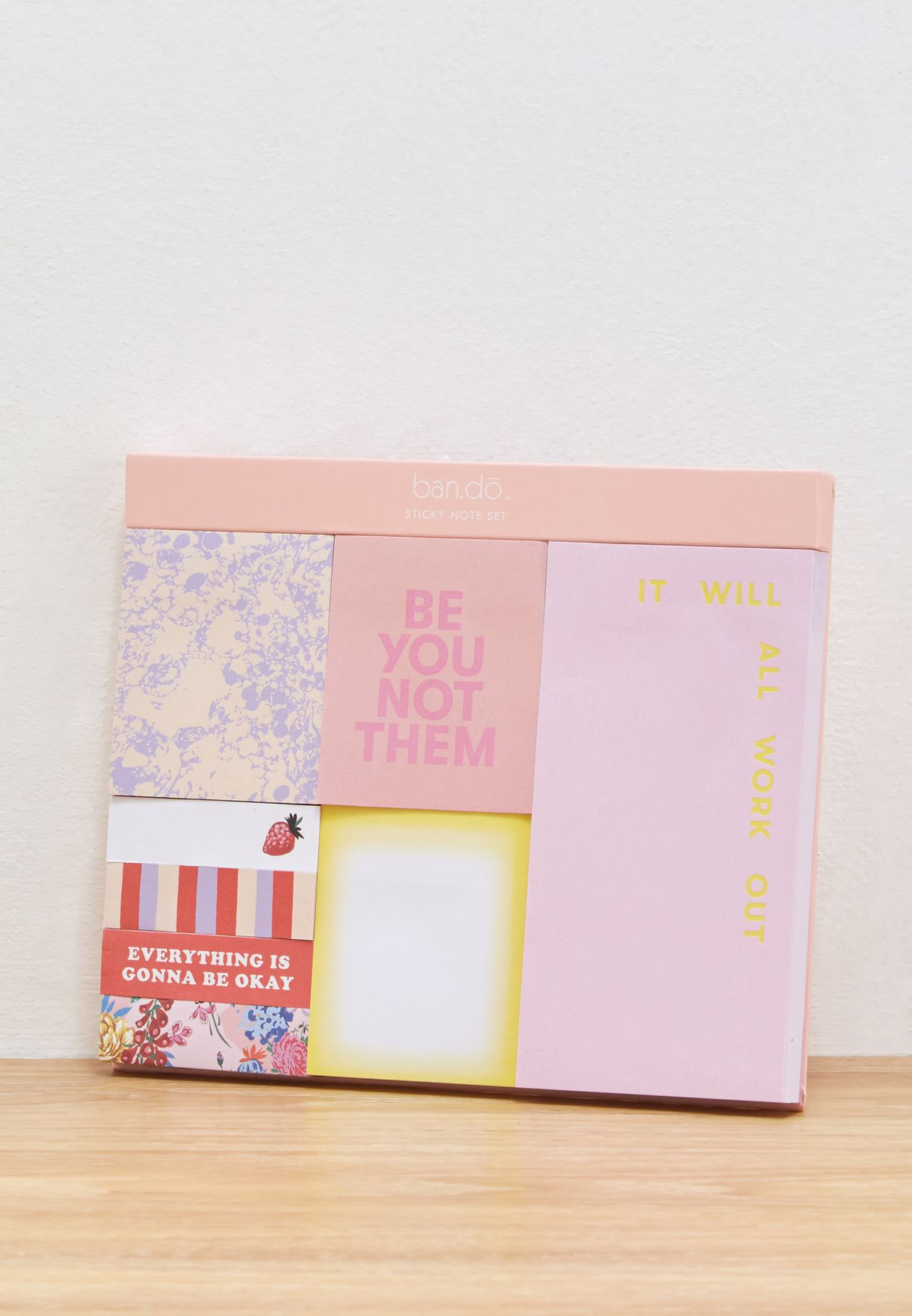Be You Not Them Sticky Note Set