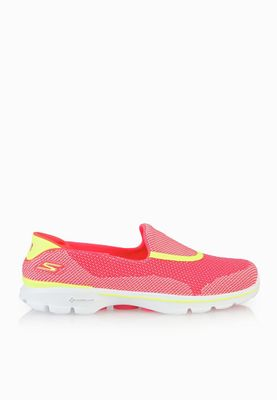 Skechers GO WALK 3 - NITE OWL SERIES