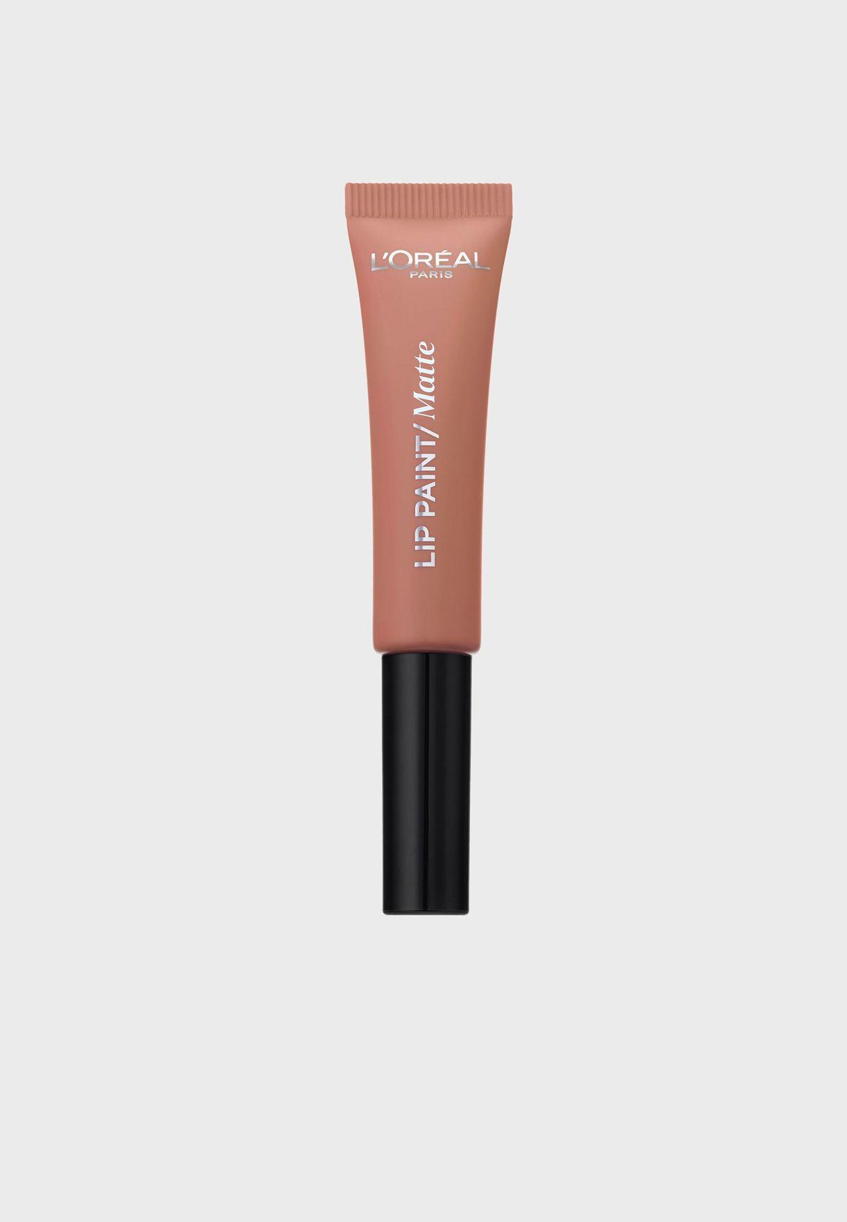 Infallible Matte Lip Paint 209 Nude On Fleek