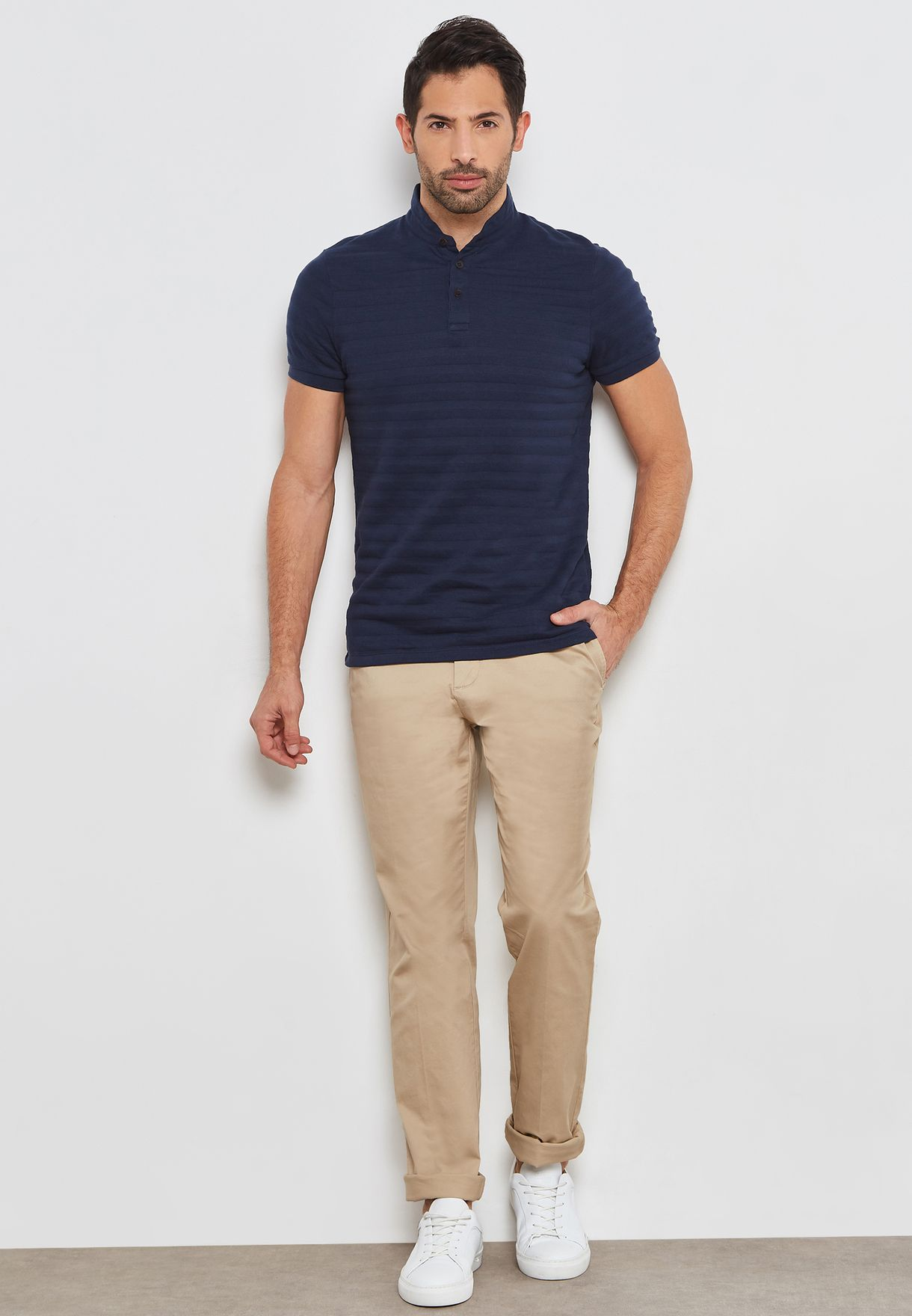 Chino Slim Fit Trousers