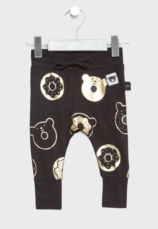 Infant Donut Sweatpants