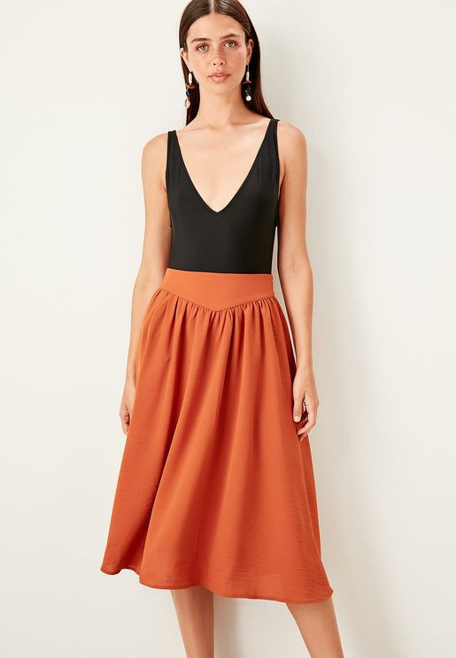 48761b189a Skirts for Women | Skirts Online Shopping in Dubai, Abu Dhabi, UAE ...
