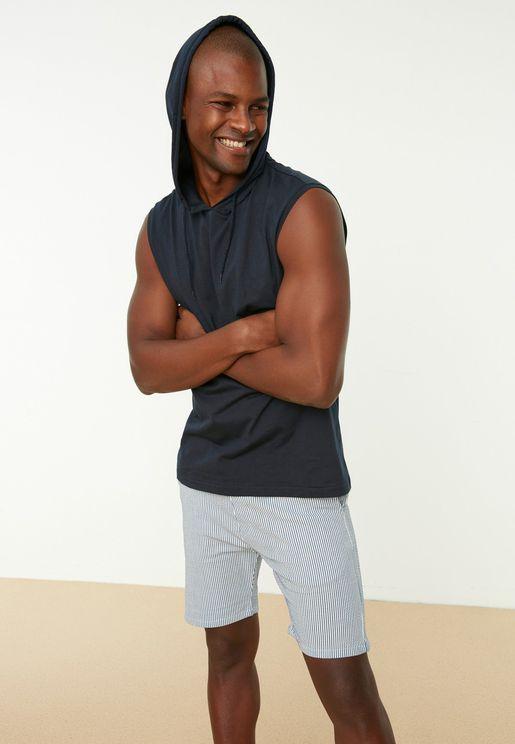 Essential Hooded Vest