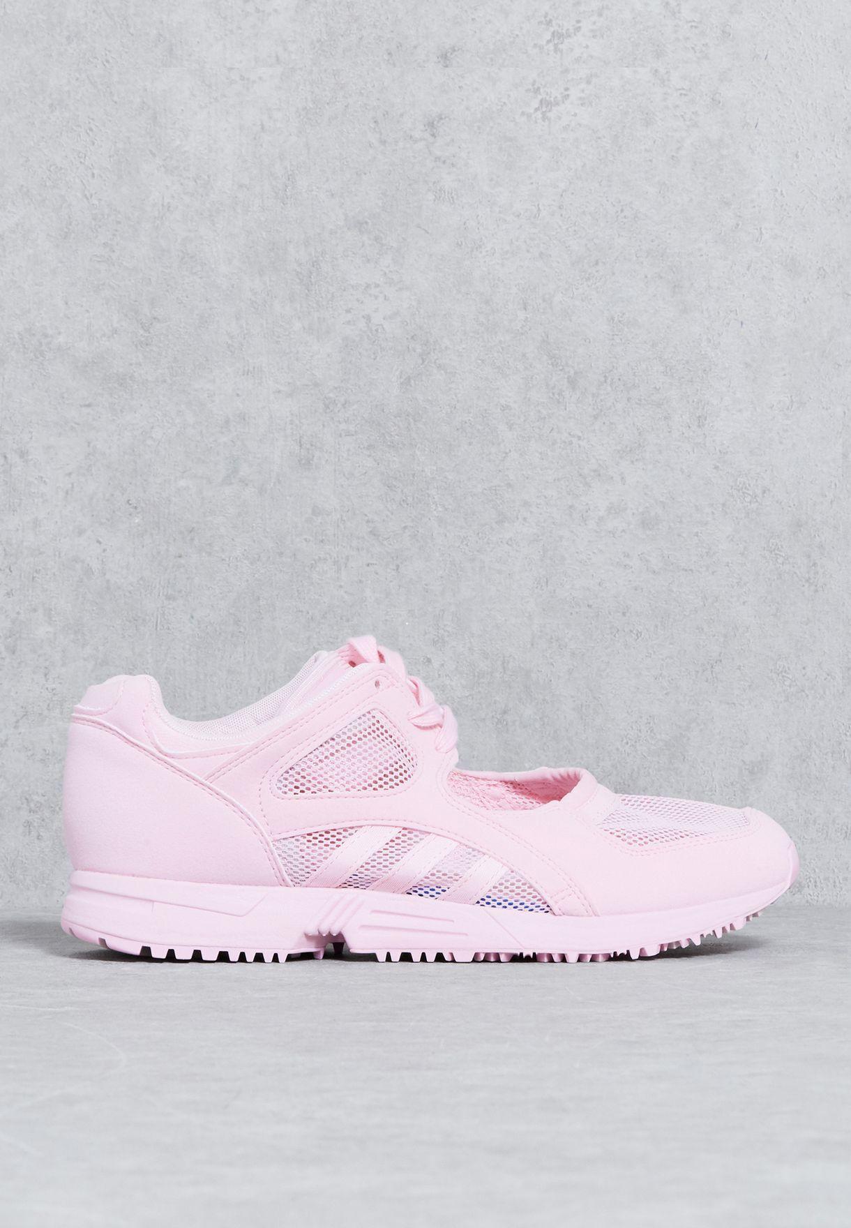 Buy adidas Originals pink EQT Racing 91