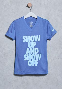 Youth Show Up T-Shirt